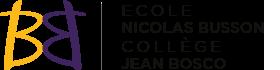 Ecole Nicolas BUSSON & Collège Jean BOSCO